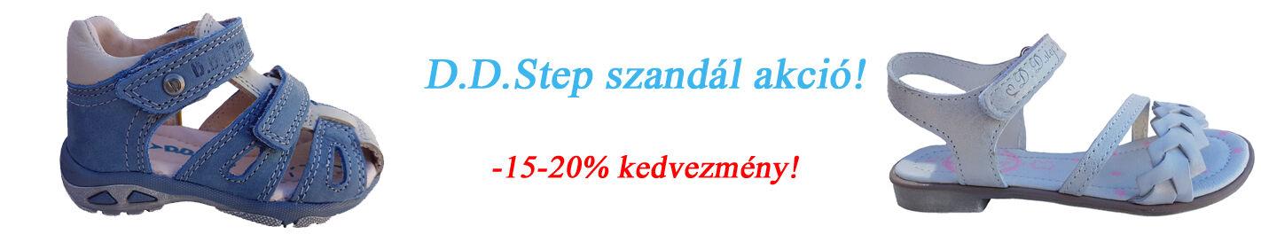 2018_D.D.Step szandál akció