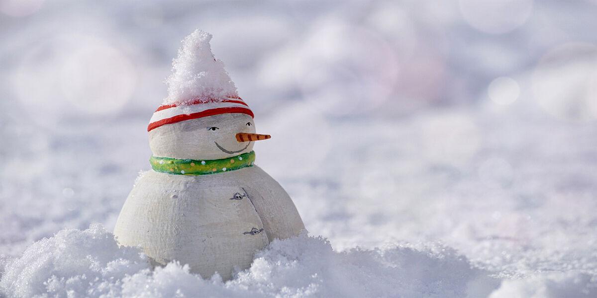 Gyerek hótaposó a havas napokra