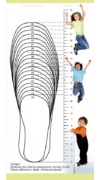 Zetpol cipő mérettáblázat