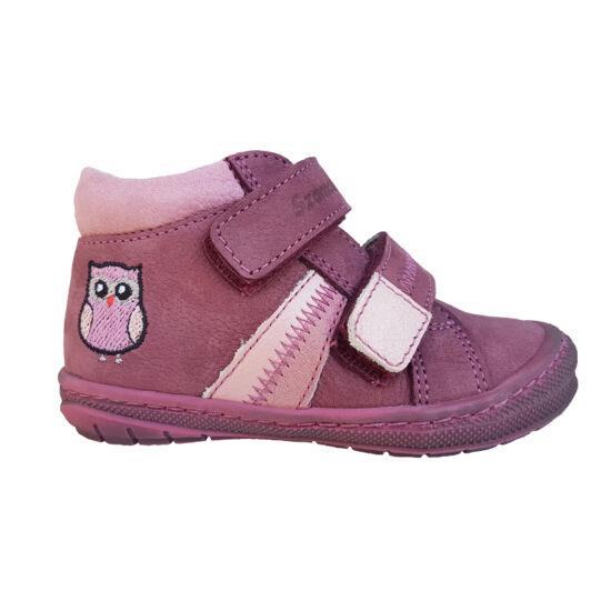 Mályva baglyos Szamos első lépés cipő a9dbf2583b