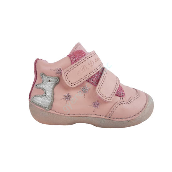 dd step kislány cipő őzikés csillagos