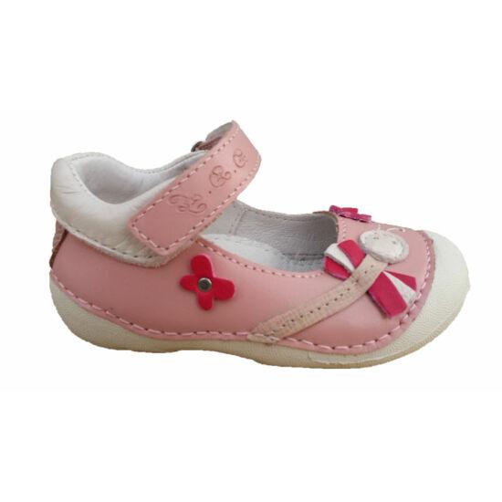 D.D.Step rózsaszín baba szandálcipő