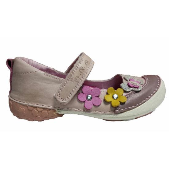 D.D.Step virágos szandálcipő