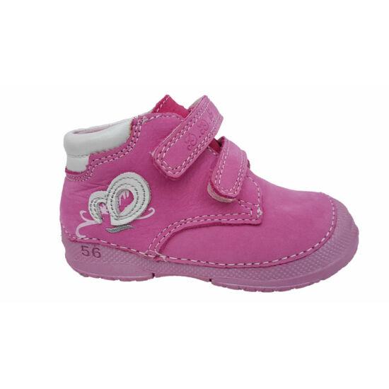 D.D.Step lány cipő pink pillangós