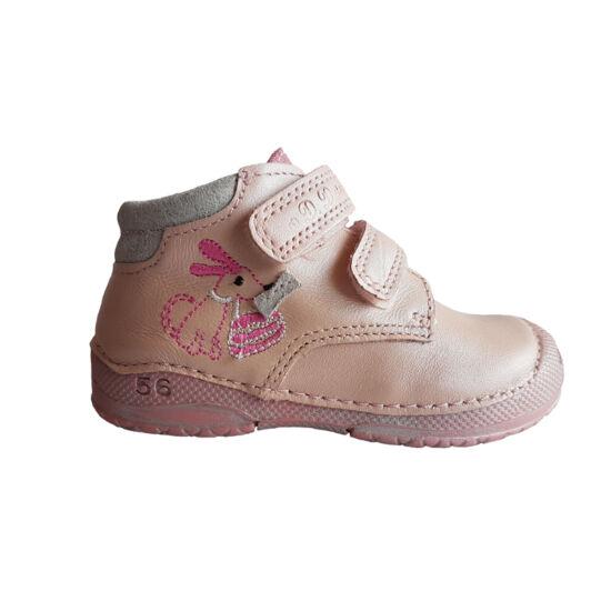 dd step kislány cipő kutyás
