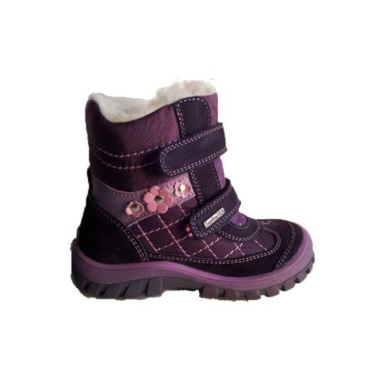 Szamos téli gyerekcipő,vízálló 1156-499421
