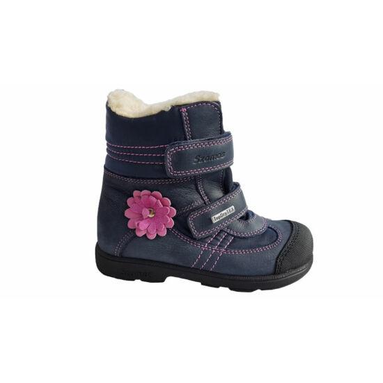 Szamos supinált téli cipő