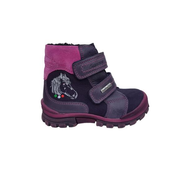 Lovas, vízálló kislány téli Szamos cipő