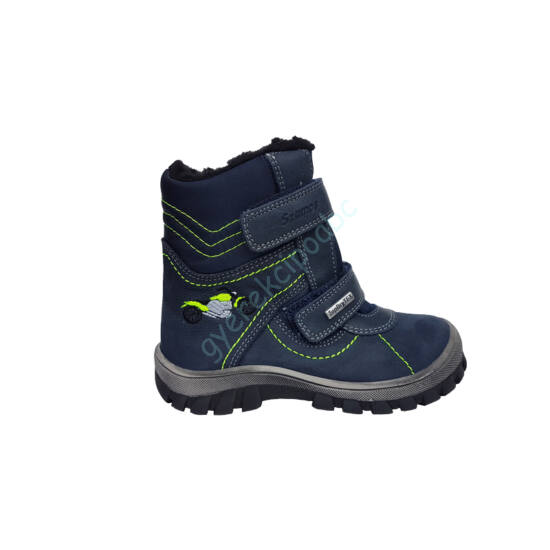 Kisfiú cipő, gumicsizma, téli cipő 23 as