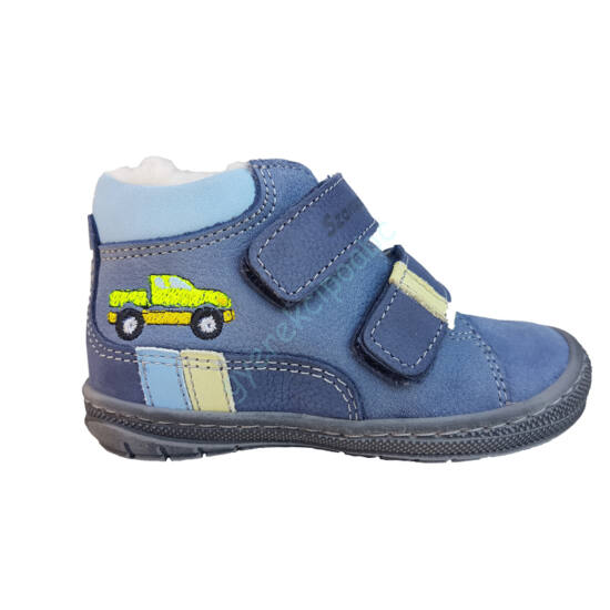 Autós Szamos első lépés téli cipő