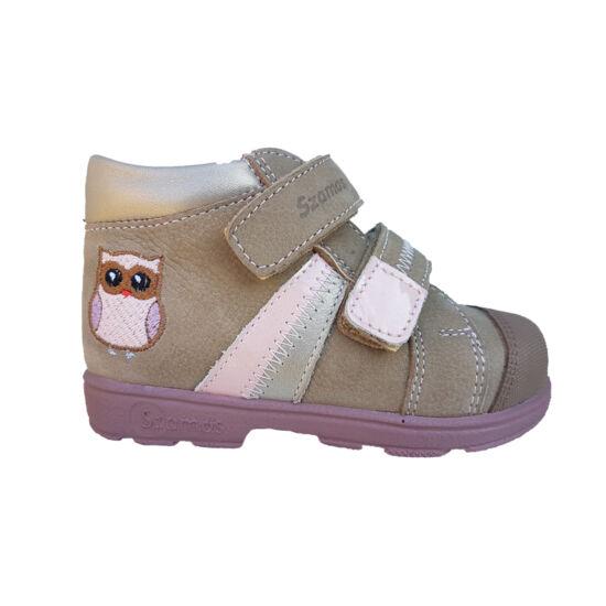Szamos supinált kislány cipő