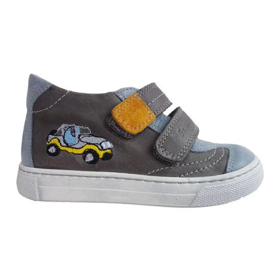 Quad hímzéses Szamos fiú cipő