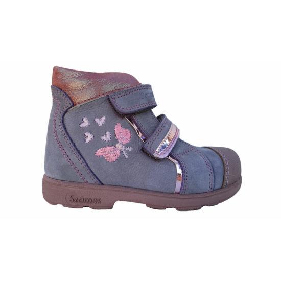 Szíves-pillangós Szamos supinált lány cipő