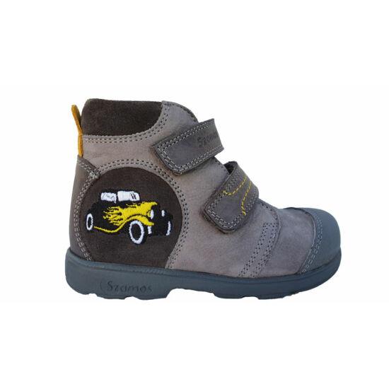 Autós Szamos supinált fiú cipő