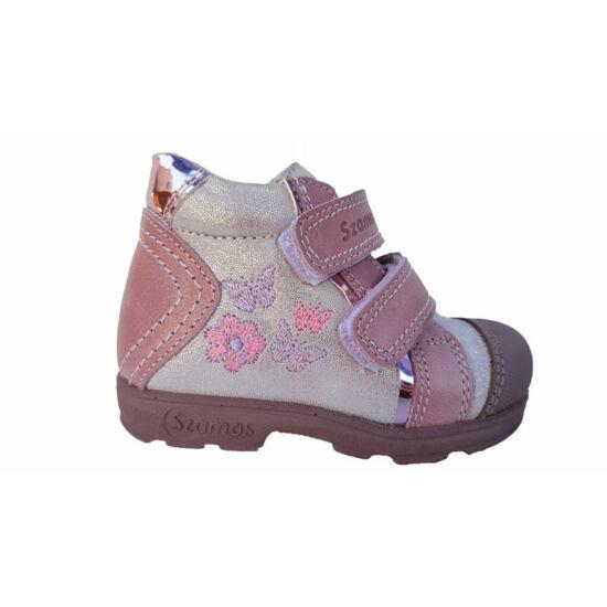 Pillangós Szamos supinált lány cipő