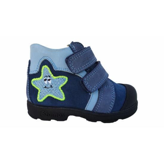 Csillagos Szamos supinált fiú cipő