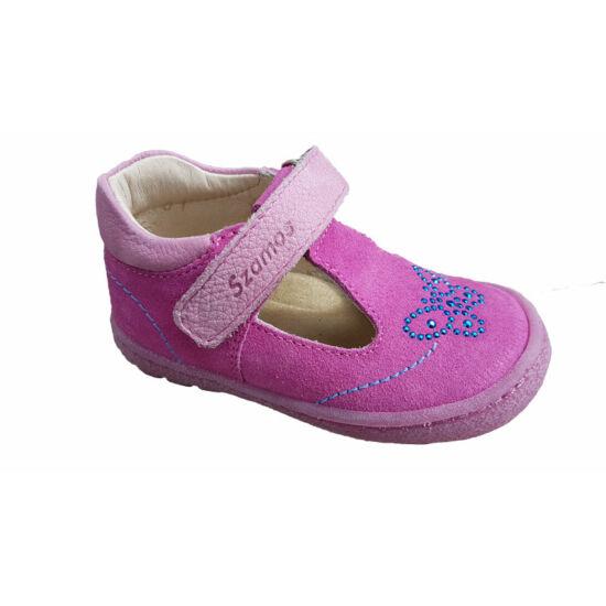 Pink tavaszi lány Szamos cipő
