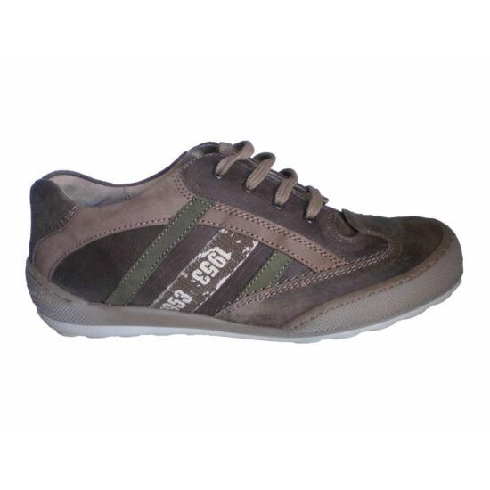 Szamos barna fiú cipő