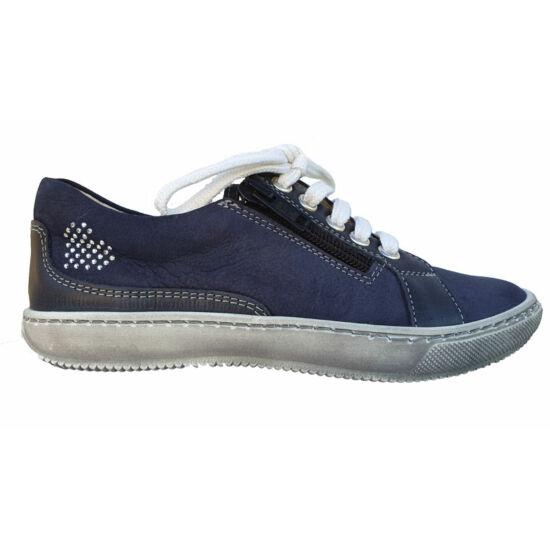 Strassz szíves Szamos lány cipő
