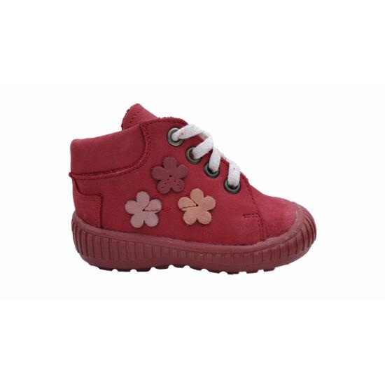 Virágos első lépés cipő Maus