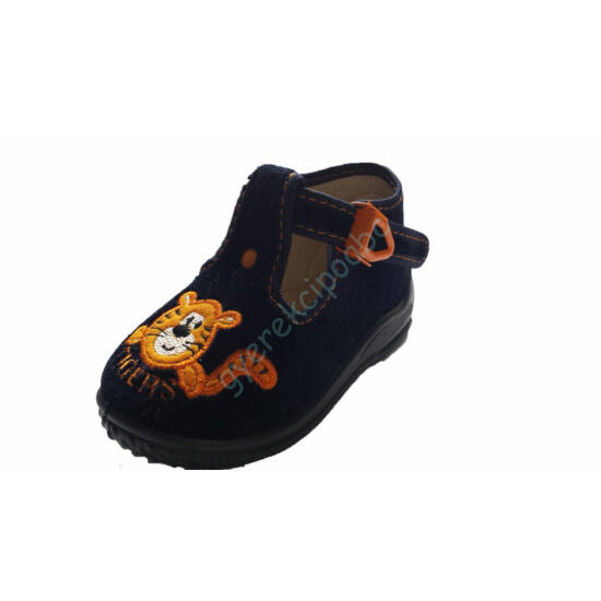 gyerek vászoncipő Zetpol