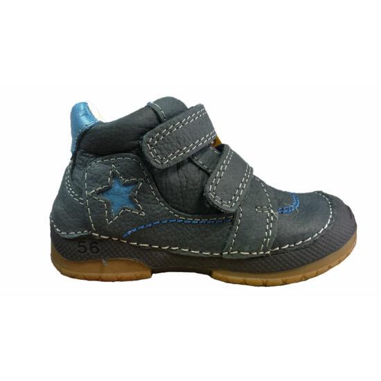 D.D.Step kisfiú cipő,  kék csillagos