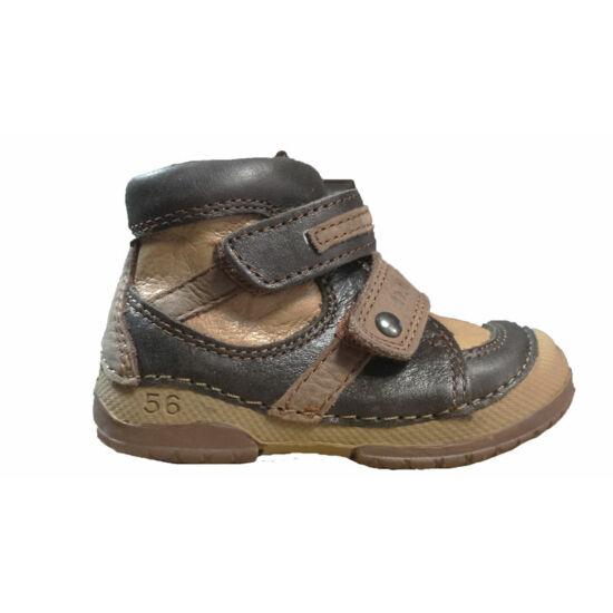 DD Step barna fiú őszi cipő