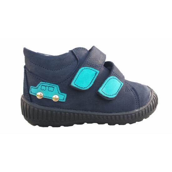 Kék autó gyerekcipő Maus