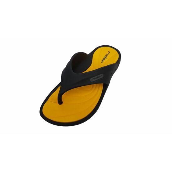 Rider fiú lábujjközös gumi papucs