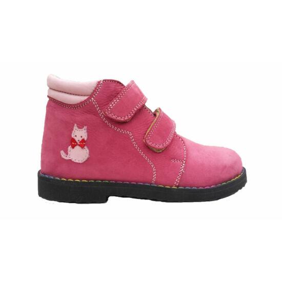 Salus supinált cipő  cicás
