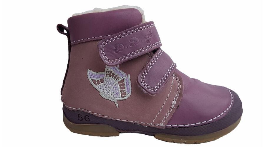 D.D.Step téli kislány cipő - bakancs 038-222A - gyerekcipoabc.hu c6dcd19294
