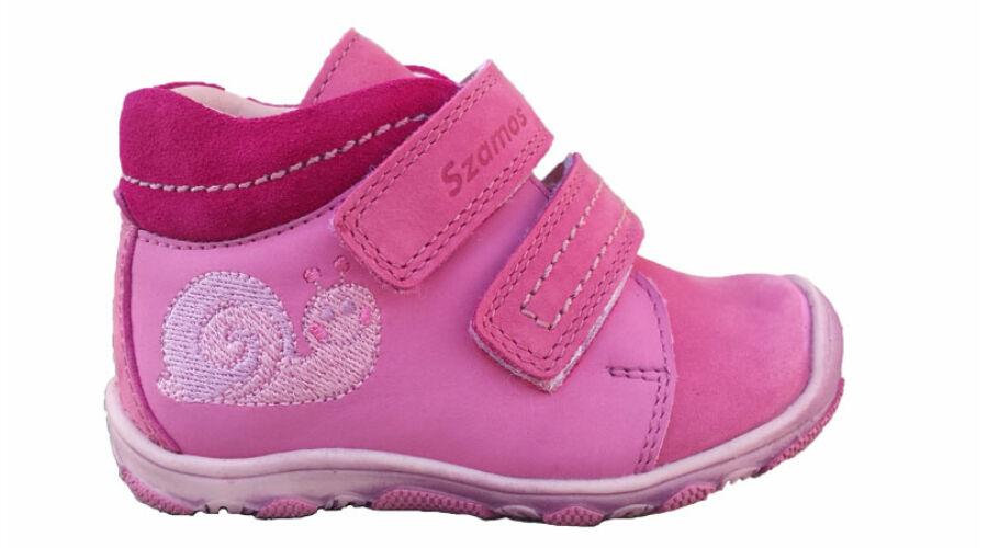 Szamos első lépés kislány cipő őszre. 9ce93f85d7