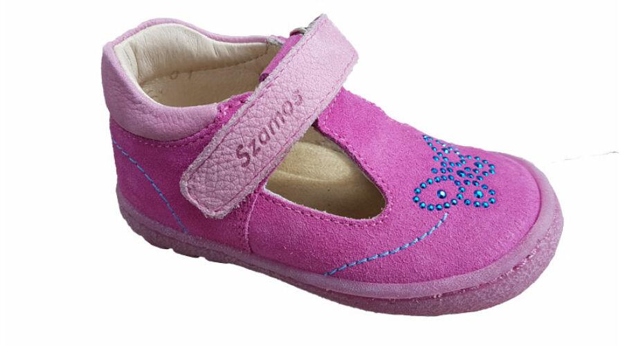 Pink tavaszi lány Szamos cipő 3204-409551 - gyerekcipoabc.hu 26ab0f481b