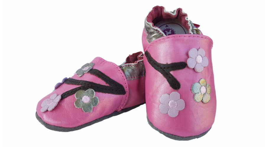 D.D.Step puhatalpú babacipő K-1596-14B - bébi cipő eefc679b6b