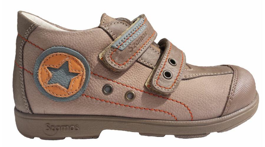 Szamos supinált fiú cipő 1303-107192- gyerekcipő webáruház cfbe3ae172